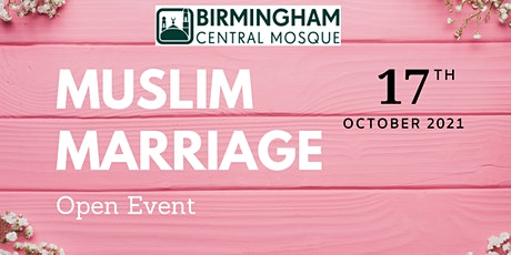 55th Muslim Marriage Event tickets