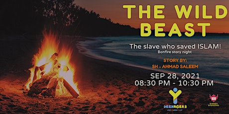 The Wild Beast: Story of the slave who saved ISLAM! tickets