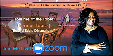 At the Table With Dr. Victoria Sheffield tickets