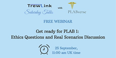 Get ready for PLAB 1:  Ethics Questions and Real Scenarios Discussion tickets
