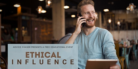 Ethical Influence tickets