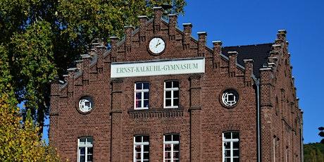 Tag der offenen Tür am Ernst-Kalkuhl-Gymnasium (Termin 1) Tickets