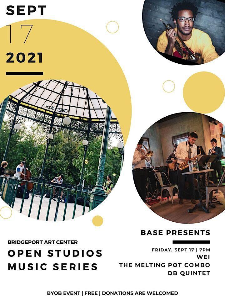3RD FRIDAYS | OPEN STUDIOS - SEPTEMBER  17 image