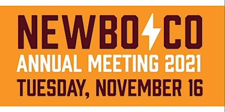 NewBoCo Annual Meeting tickets