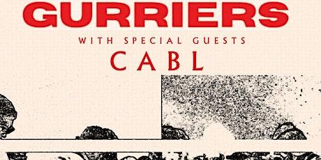 Gurriers - The Workman's Club, Halloween Night tickets