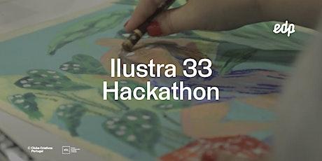 ILUSTRA 33 HACKATON bilhetes