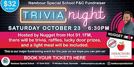 Nambour Special School P&C Trivia Night tickets