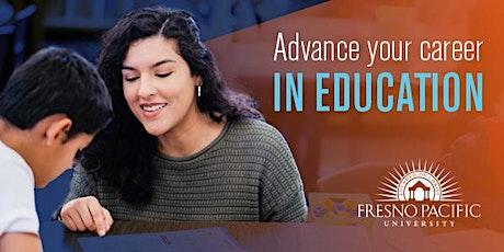FPU Merced School Counseling & School Psychology Info Meeting tickets