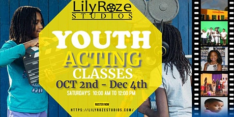 Fall Youth Acting Classes - Test Drive a FREE Hands-on class tickets