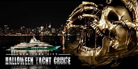 HALLOWEEN BOOZE CRUISE PARTY CRUISE NEW YORK CITY VIEWS  & VIBES tickets