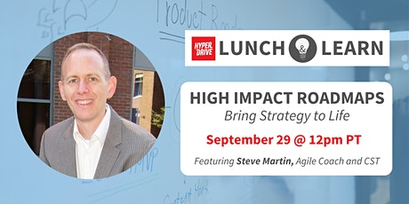 Lunch & Learn - Networking Event w/ Hyperdrive Agile Tickets