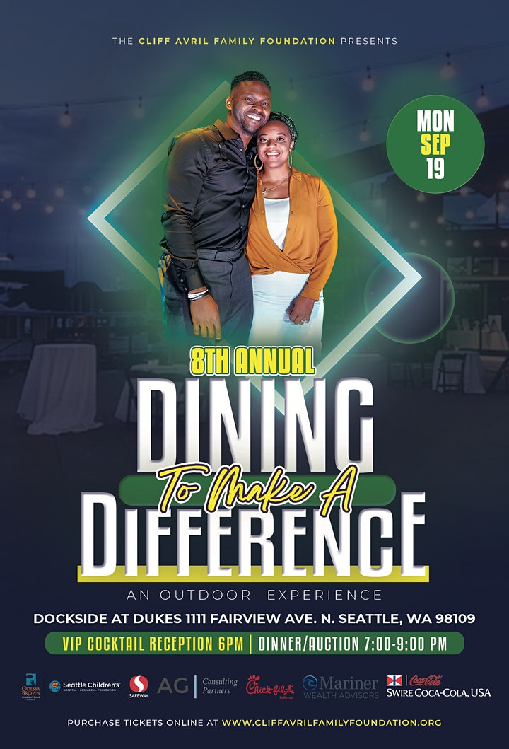 8th Annual Dining to Make a Difference image