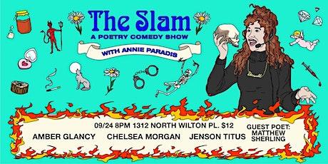 The Slam tickets