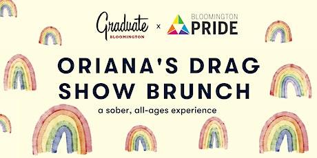 Oriana's Drag Show Brunch tickets