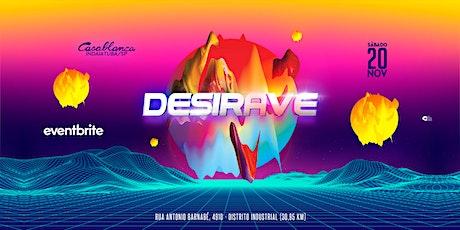 Desirave // 2021 ingressos