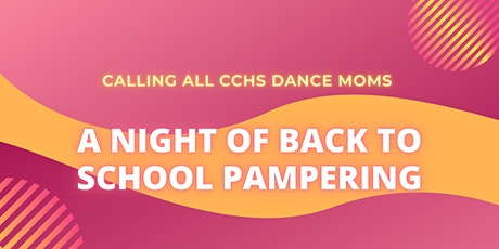 Back To School Pampering tickets