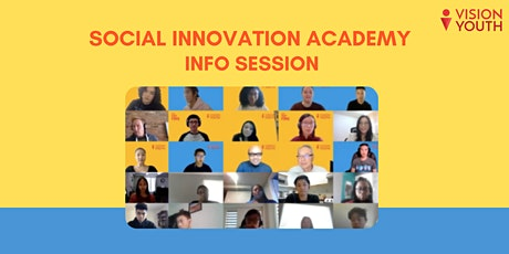 Social Innovation Academy Info Session tickets
