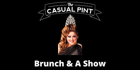 Drag Queen Show & Brunch at The Casual Pint, November 7th 2021 tickets
