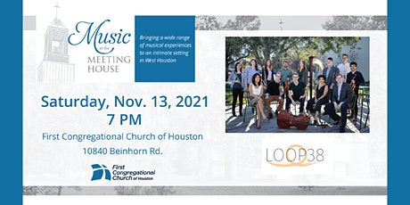 Music at the Meeting House - Loop38 tickets