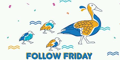 Follow Friday Podcast Live w/ NY Times Writer Kara Swisher tickets