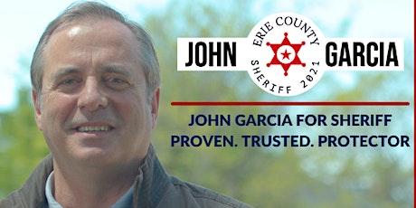 Fundraiser for John Garcia tickets