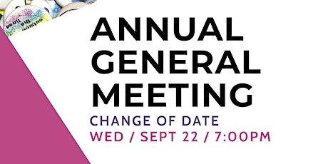 OUTSaskatoon - Annual General Meeting tickets