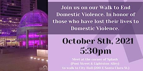 Domestic Violence  Awareness Walk tickets