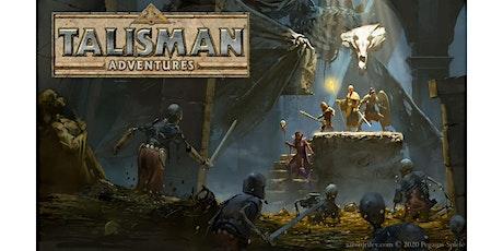 Talisman Adventures RPG - The Dread Wyrm Egg Hunt tickets