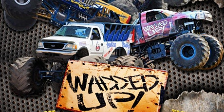 Wadded Up Monster Truck Tour At Flamboro Speedway tickets