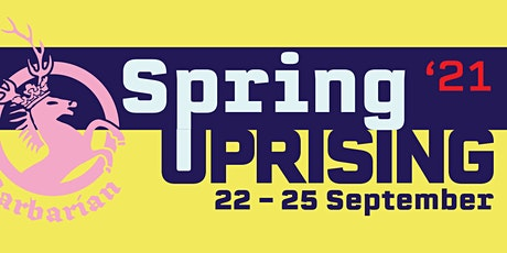 Spring Uprising: Friday Night Showing featuring Christopher Moore tickets