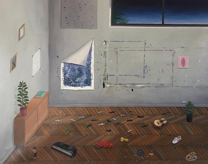 Imagen de Gallery Recoleta-Retiro  // Viernes 17 de Septiembre  // Miranda Bosch