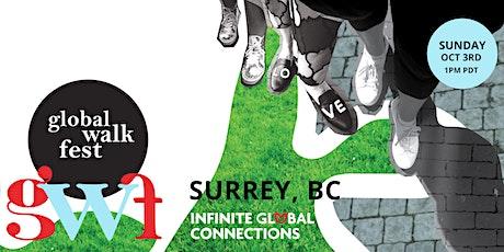 Global Walk Fest — Surrey, BC tickets
