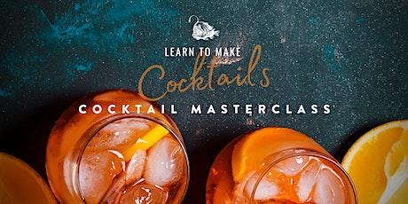 Critters Distillery Cocktail Masterclass tickets