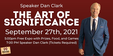 2021 Business Expo with Dan Clark tickets