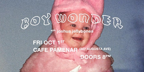 "boy wonder ""the kinda blue too ALBUM RELEASE PARTY"" tickets"