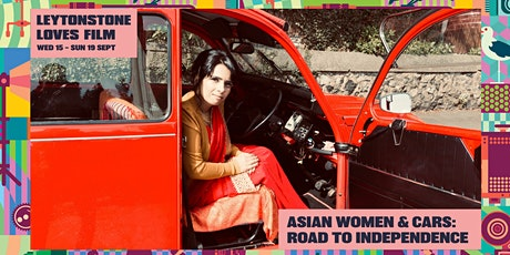 Asian Women and Cars : Road to Independence tickets