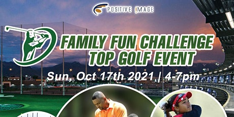 Family Fun Challenge Top Golf Event tickets