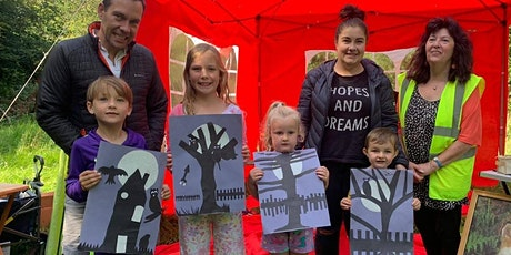 Art Event for children  in Childwall Woods tickets