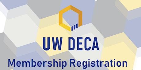 Collegiate DECA Waterloo Membership Registration (2021-2022) tickets