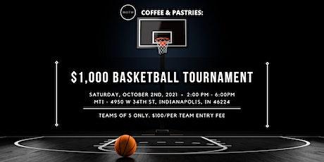 MOTW Coffee  Basketball Tournament tickets