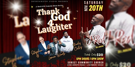 Thank God 4 Laughter - Comedy Show tickets