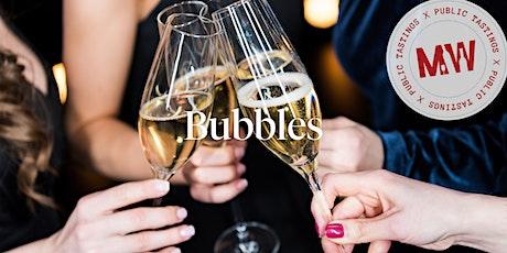 Bubbles! tickets