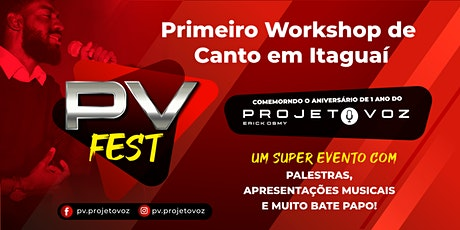 PV - Fest ingressos
