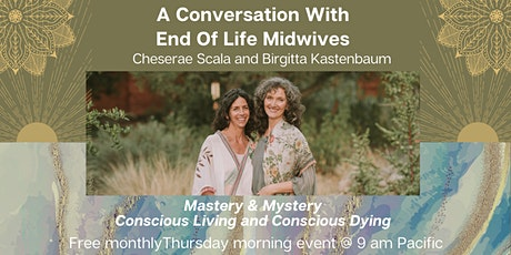 End of Life Midwives In Conversation biglietti