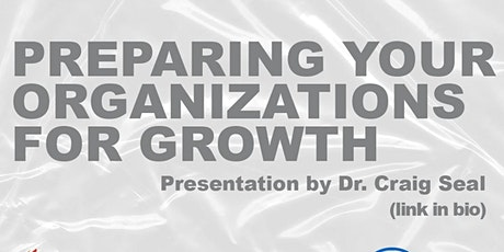 Preparing Your Organization for Growth tickets