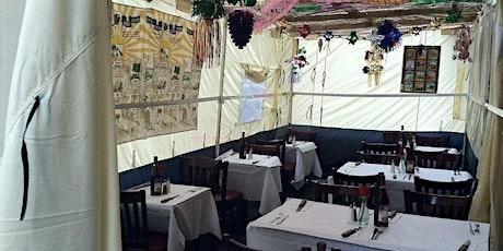 Sukkot 2021 | NYC Kosher Restaurants Manhattan | Talia's tickets