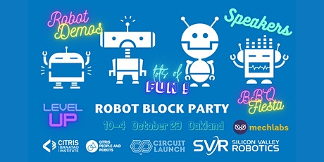 Robot Block Party tickets