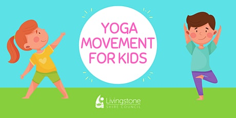 Yoga Movement for Kids tickets