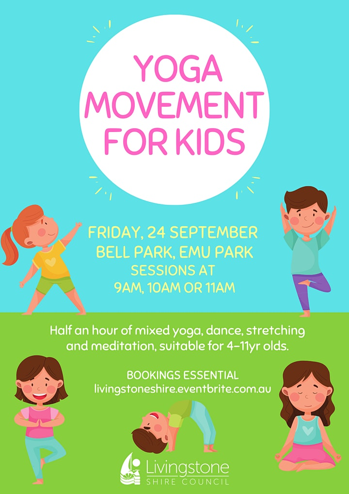 Yoga Movement for Kids image