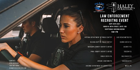 Law Enforcement Recruiting Event tickets